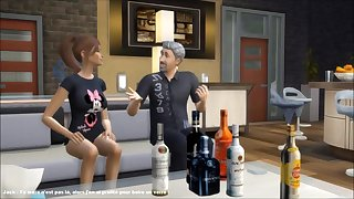 SIMS 4 - A Special Family E03 - Daughter knows what she wants