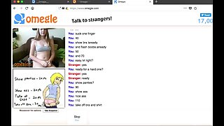 Omegle Game #4