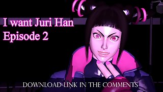 I Want Juri Han Adult Game Episode 2 (Download Link in Comments)