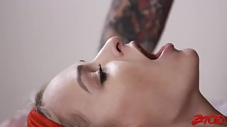 Blonde Teen Emma Hix Gets Fucked After Massage