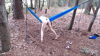 Outside Hammock Cum Trailer