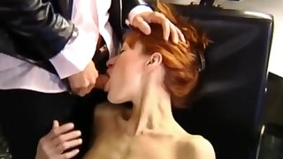 Galina Tiny Tits Awesome Fuck