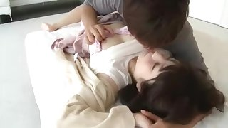Japanese girl fuck with boy friend