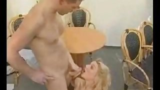 GERMAN SCHOOLGIRL FUCKED AFTERSCHOOL FOR HOMEWOK DUTY