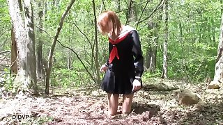 Schoolgirl in quicksand (MPV)