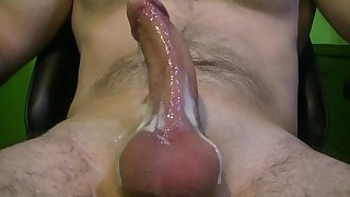 Hot Guy Cums Twice with Fleshlight