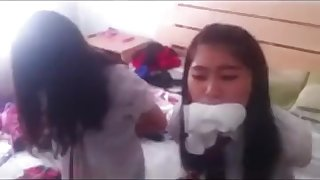 Asian Teen Boundage and Gagged