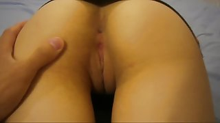 Young pretty tight pussy really wants to sex POV