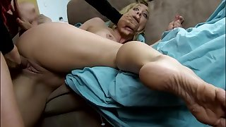 StepMom-Mom and Daughter Fuck 2