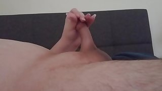 Fapping From the Side for a Better Cumshot