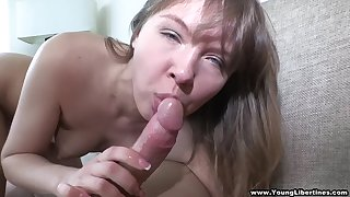 Young Libertines - Aubrey - Playful girlfriend loves to fuck