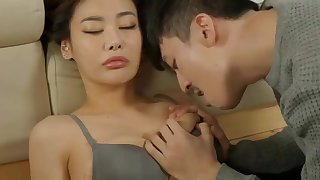 a drunk dude fuck her korean sister in law