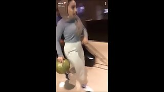 Ruhena Begum Hijabi Bengali Muslim Big Busty Boobs Bouncing