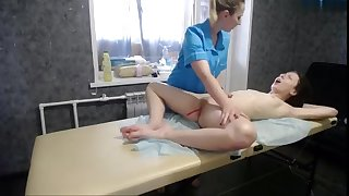 Sexy_B0rsch at massage session