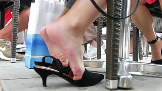 Japanese Daughter Slingback Dipping