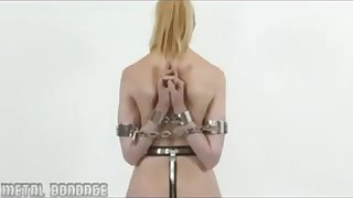 Chastity Belt Bondage Girl